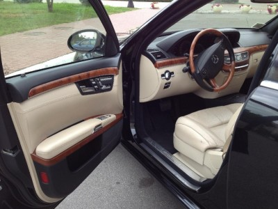 Mercedes-Benz S 600 Long (W221)