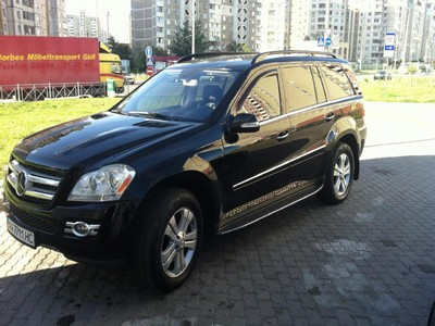 Mercedes-Benz GL 450 5matic